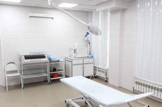 Мы не экономим на специальной аппаратуре и инструментах, это важно для обеспечения безопасности при оказании медицинской помощи.